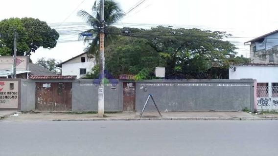 Área Com 1.500 M² Em Avenida Comercial, Caixa Dágua, Olinda - Pe - 1521