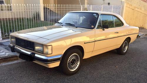 Chevrolet/gm Opala Comodoro 79/80 Motor 4cc Aceito Troca