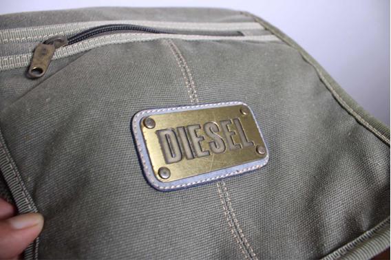 Diesel Bag, G Star, Fosil, Ferragamo, Gucci, Lv