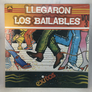 Llegaron Los Bailables - Cumbia - Colombia - Vinilo Lp