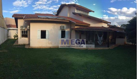Casa Com 3 Dormitórios À Venda, 252 M² Por R$ 690.000 - Parque São Quirino - Campinas/sp - Ca1274