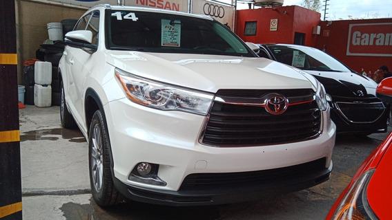 Toyota Highlander 2014 3.5 Limited V6/ T. Pan. At