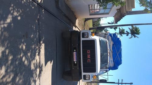 Caminhão Gmc Ano 1997 Km 274000 Muito Nova