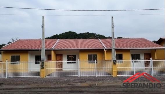 Casa Nova C/ 52m², Financiável Pelo Minha Casa Minha Vida - 2356