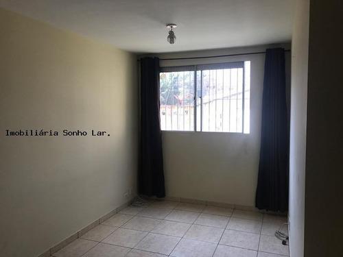 Apartamento Para Venda Em São Paulo, Vila São Francisco, 2 Dormitórios, 1 Banheiro, 1 Vaga - 8182_2-628122