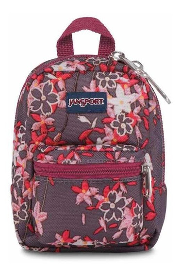 Jansport Llavero Lil Break Black Original