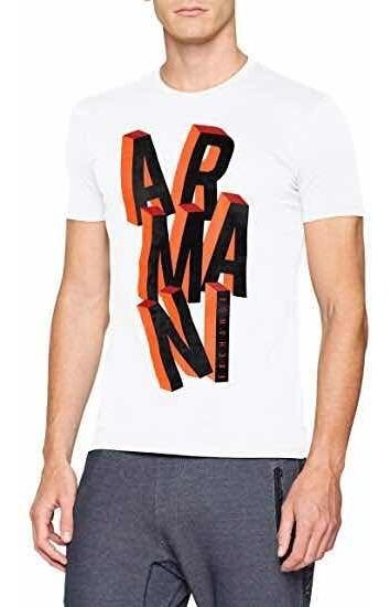 2 Playeras Armani Exchange 100% Originales