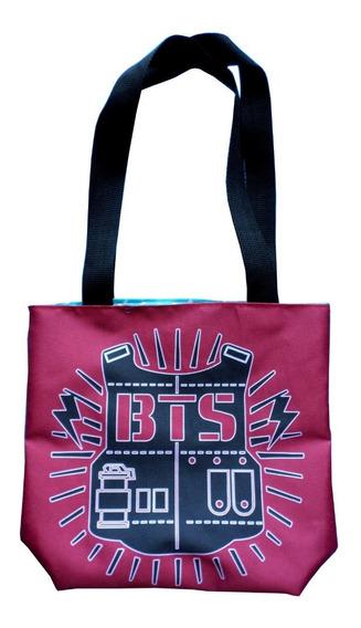 Mini Tote Bag Cartera De K-pop Bts