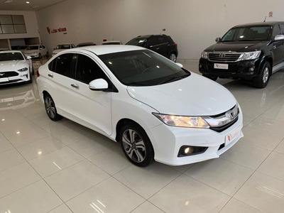 Honda City Ex 1.5 16v Flex, Ixu2i58
