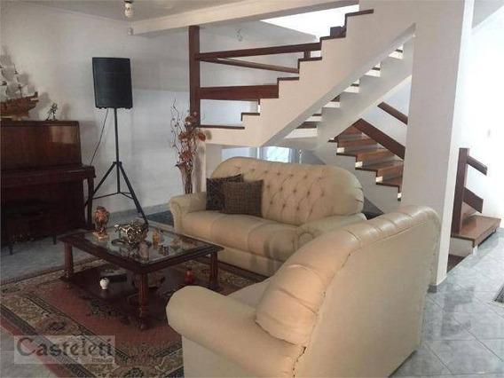Casa Com 3 Dormitórios À Venda, 259 M² Por R$ 750.000 - Jardim Chapadão - Campinas/sp - Ca2140