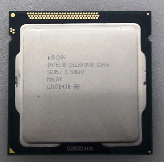 Celeron G540 Socket 1155 2.50 Ghz Oem
