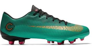 Chuteira Campo Nike Vapor 12 Academy Cr7 Aj3721-390