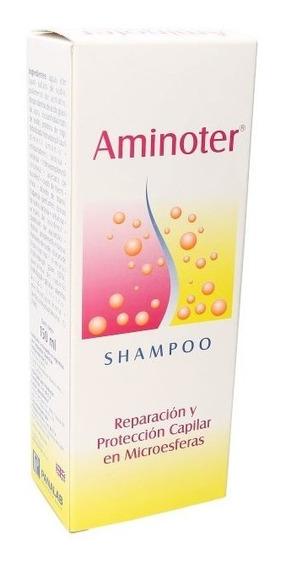 Aminoter 1 Botella Shampoo 150 Ml