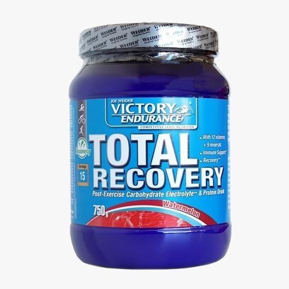 Total Recovery - Aminoacidos - Recuperador Bcaa - Proteina