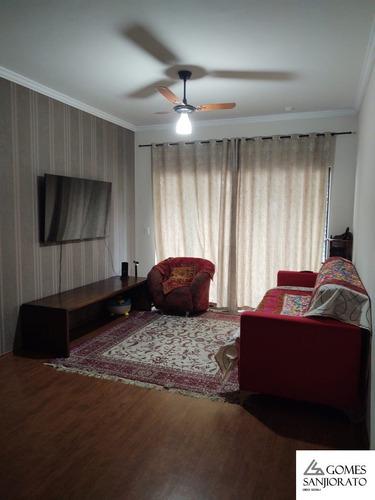 Apartamento Para A Venda No Bairro Vila Assunção Em Santo André - Sp . - Ap01330 - 69380633