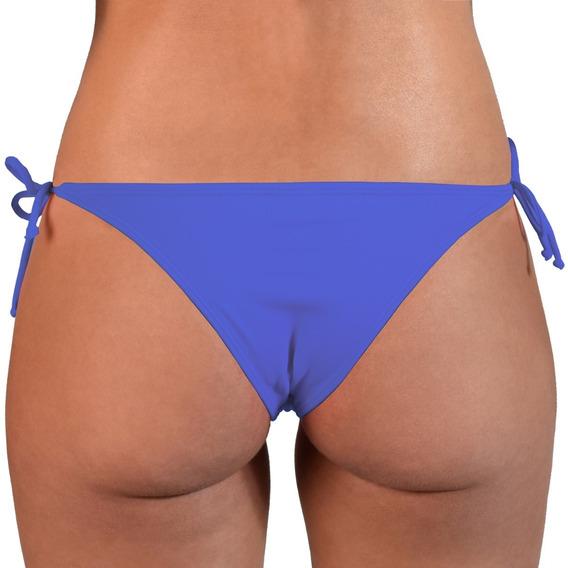 Bombacha Bikini Vedetina Tiritas Quickly Malla Mujer Verano