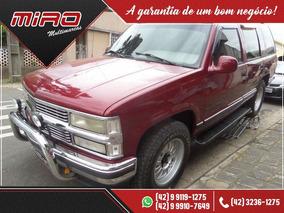 Chevrolet Grand Blazer Dlx 1999 Vermelha Diesel
