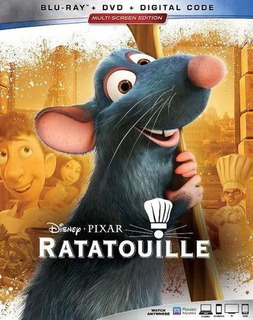 Blu-ray : Ratatouille (2 Discos)