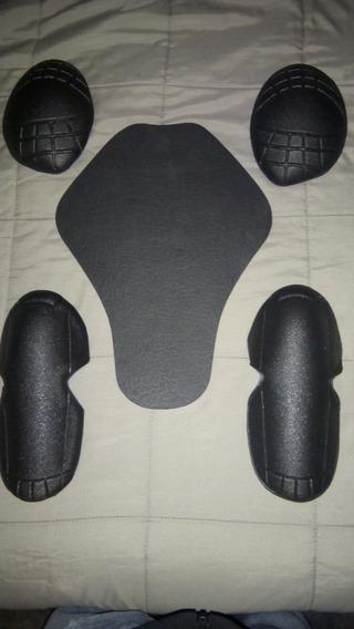 Protecciones P/ Campera Moto ( Joe Rocket )
