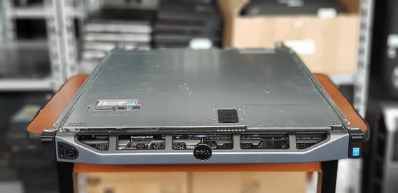 Servidor Dell R430 - 64 Gb Memória - 1x E5-2630 V3 2x Com Nf