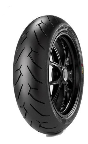 Pneu Tras Yamaha Fazer 250 Pirelli Diablo Rosso 2 130