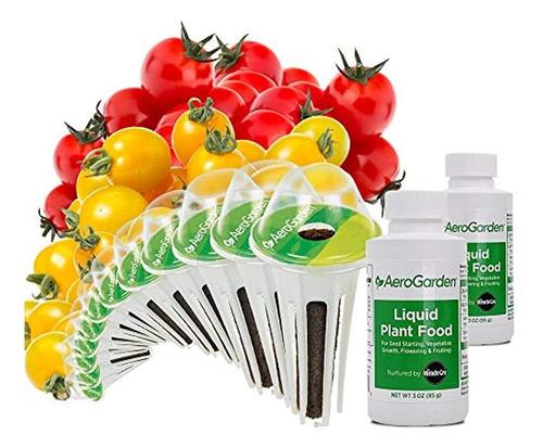 Imagen 1 de 4 de Kit De Tomate Aerogarden Heirloom Para Modelos De Granjagran
