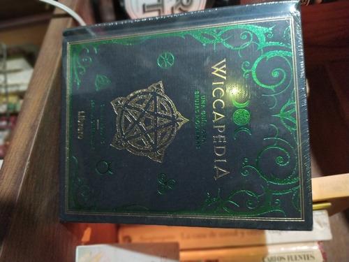 Imagen 1 de 3 de Wiccapedia: Una Guía Para Brujas Modernas Nuevo Sellado