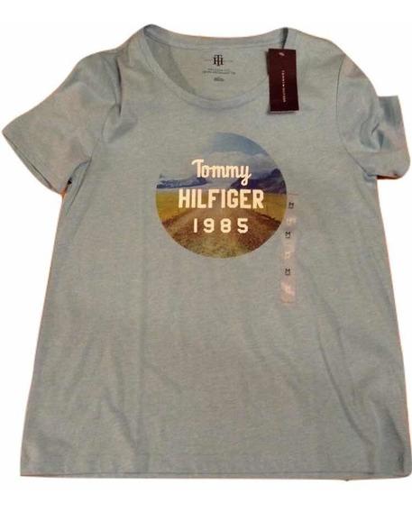 Tommy Hilfiger Remeras Originales Eeuu 2019 C/etiquetas