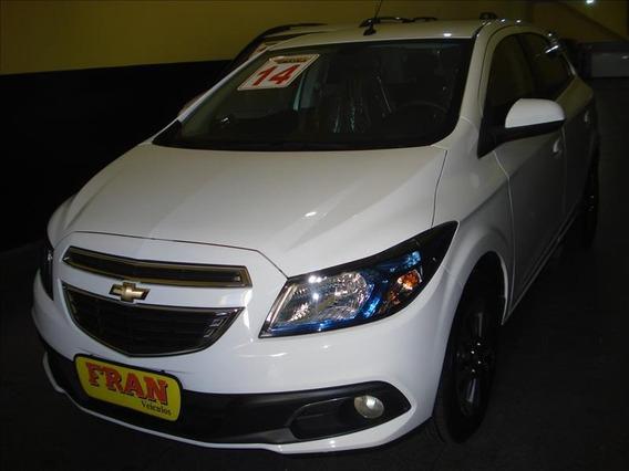 Chevrolet Onix Ltz Motor 1.4 2014 Branco