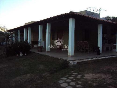 Chácara Com 3 Dorms, Vivendas Do Engenho D'água, Itatiba - R$ 500 Mil, Cod: Ch047 - Vch047