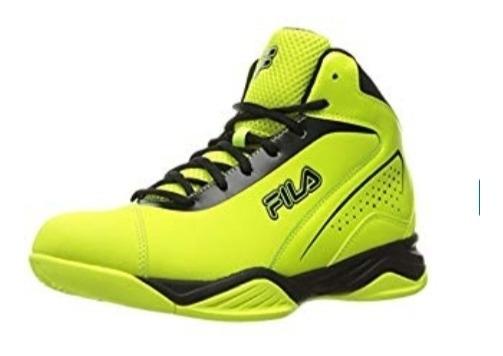 Tenis Fila Contingent Zapatos Para Basket, #30 Cm, 12 Usa