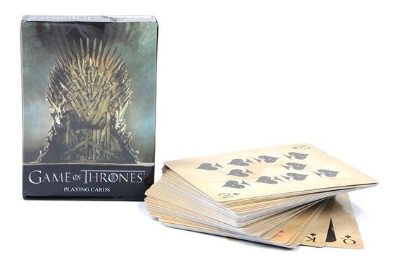 Baralho Game Of Thrones