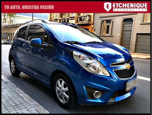 Chevrolet Spark Gt 1.2 Extra Full Impecable Etchenique