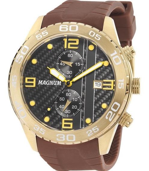 Relógio Magnum Masculino Original Garantia Nota Ma34898m