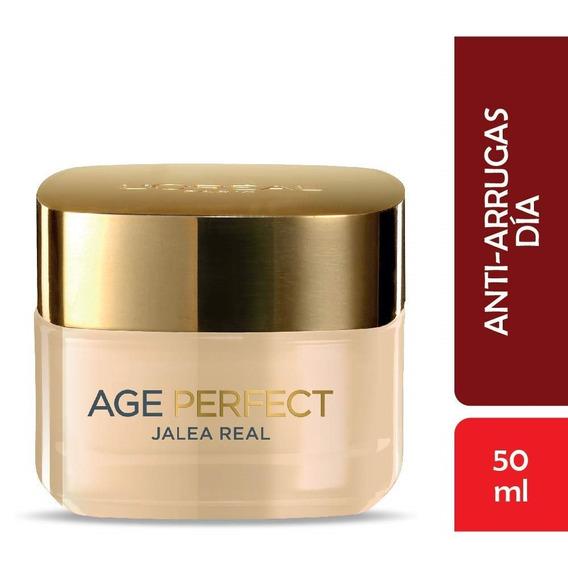 Crema Antiarrugas De Día Age Perfect L