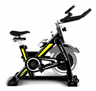 Bicicleta Spinning Topfit Spinbike Estatica Corleone 18 Kg