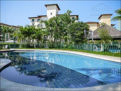 Apartamento De Temporada Com 2 Quartos (1 Suíte) Riviera De São Lourenço Bertioga - Ap00159 - 32481348