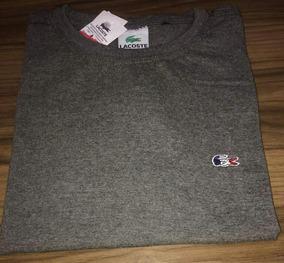 Camisa Lacoste Listrada E Basicas ,nike E Tomy Basicas