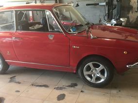 Fiat 800 Coupé Carrozada 1963