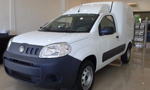 Fiat Fiorino 1.4 Fire Evo 87cv Minimos Requisitos L