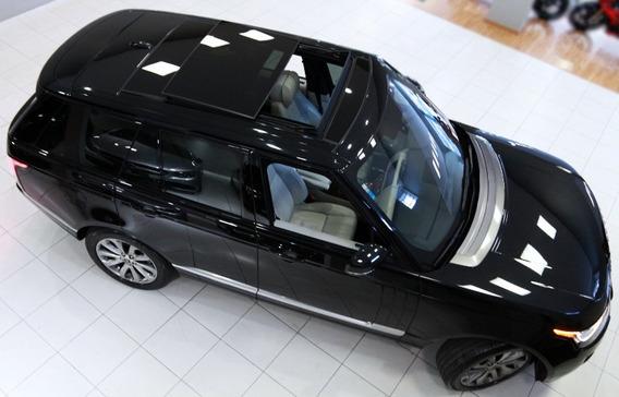 Land Rover Range Rover Vogue 3.0 Hse Tdv6 4x4-2013/2014