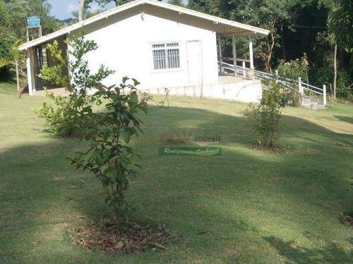 Imagem 1 de 4 de Chácara Com 6 Dormitórios À Venda, 21 M² Por R$ 540.000 - Invernada - Itu/sp - Ch0596