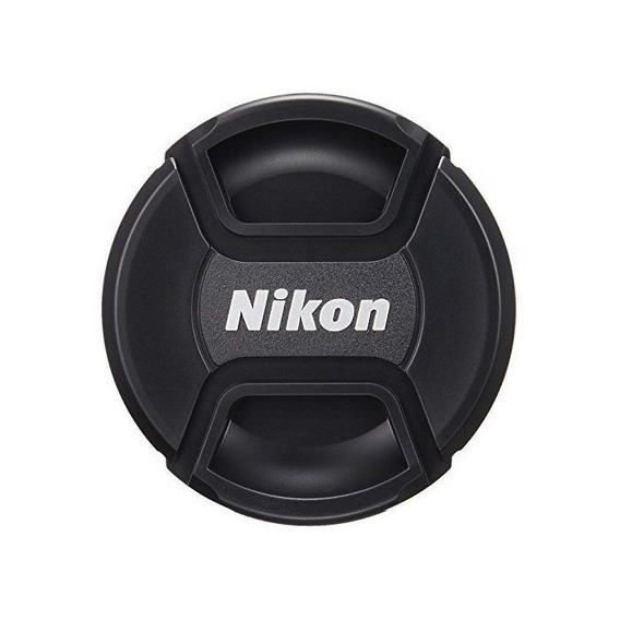 Tampa Nikon Ø55 55mm Lente Af-p 18-55mm D3400 D5300 D5600