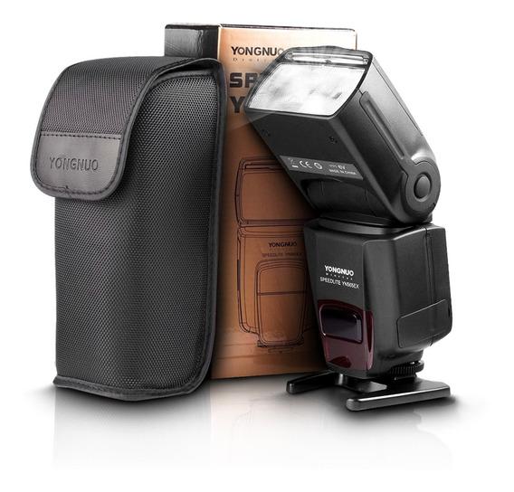 Flash Profissional Para Canon Speedlite Yn565 Ex Yongnuo