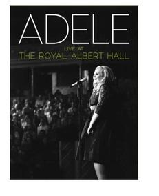 Adele Live At The Royal Albert Hall - Dvd + Cd - Digipack
