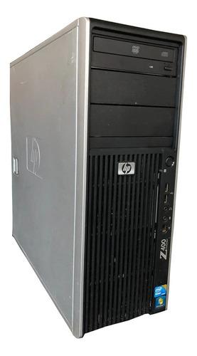 Workstation Hp Z400 Intel Xeon 3520 16gb Ssd240gb Vga Quadro