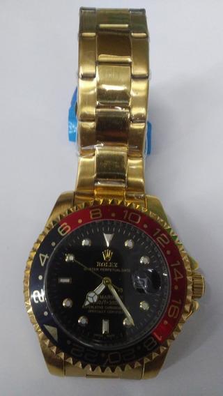 Relógio Rlx Dourado - A Prova D