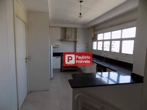 Apartamento Triplex Com 4 Suítes - Moema - São Paulo/sp - At0020