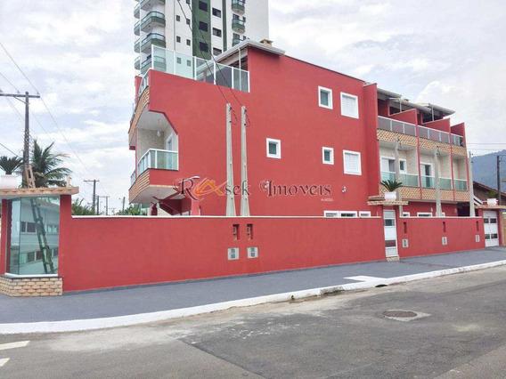 Casa Com 3 Dorms, Frente Ao Mar Na Praia Grande - Cod: 252 - V252