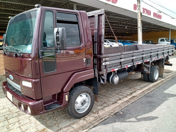 Ford / Cargo 816 S 2/p